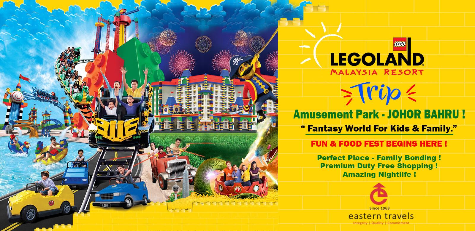 Malaysia - Lego Land