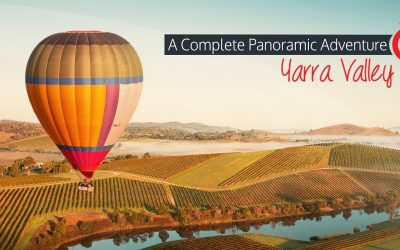 Up In The Sky – Ballooning, Yarra Valley
